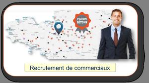 Recrutement de Commerciaux en Béton Prêt à l'emploi.
